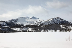 mammoth mountain image